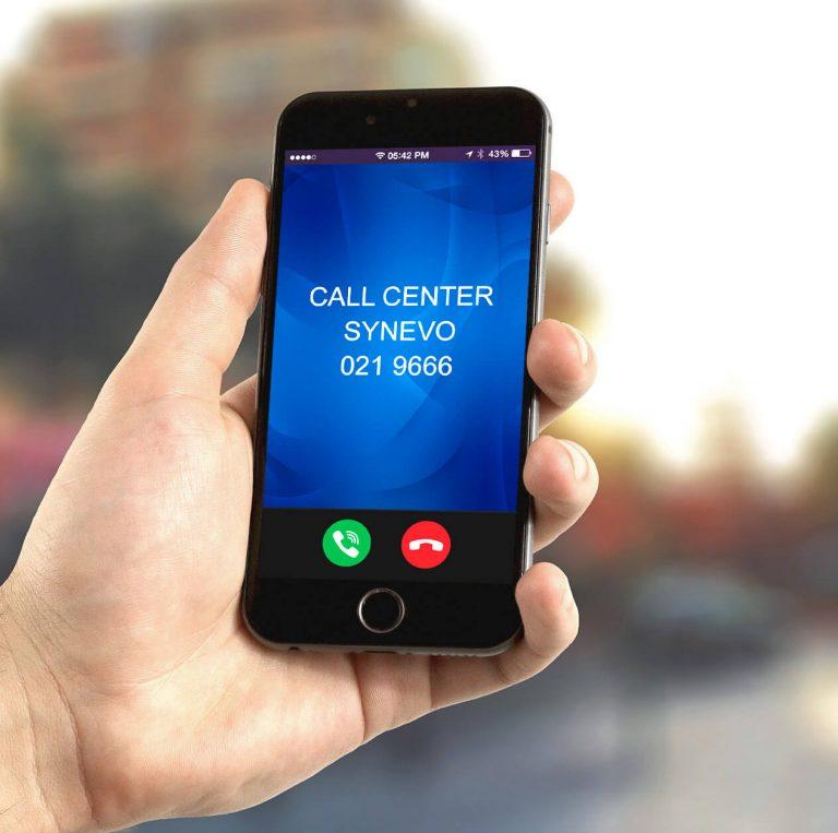Noul număr de CallCenter - Synevo