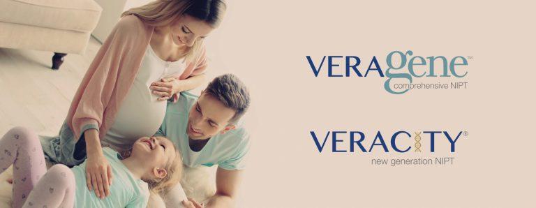 Teste prenatale non-invazive VERAgene și VERACITY - Synevo