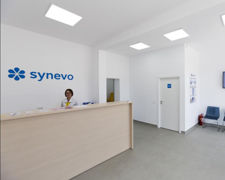 Synevo România inaugurează un centru de recoltare în Năvodari - Synevo