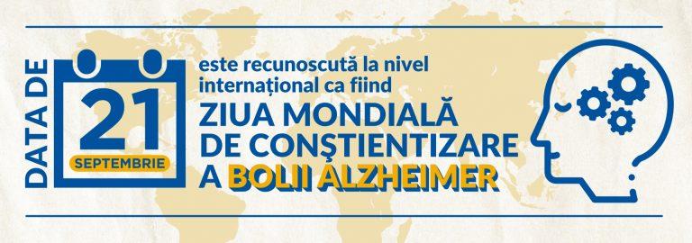Ziua Mondială de Conștientizare a Bolii Alzheimer - Synevo
