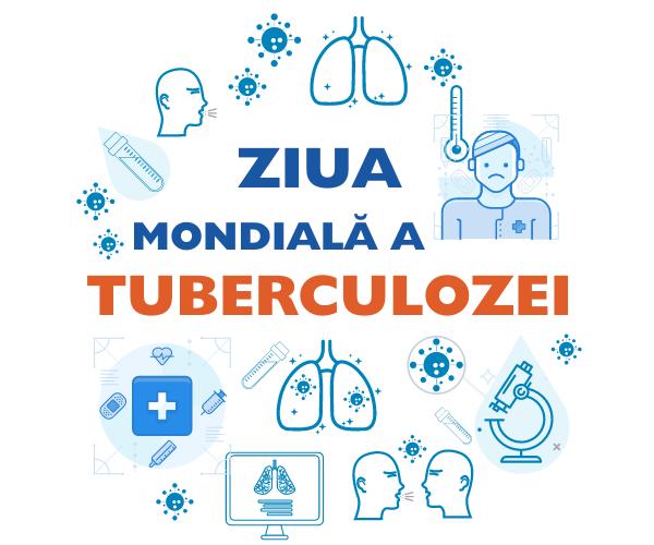 ziua mondiala a tubercolozei synevo tuberculoza