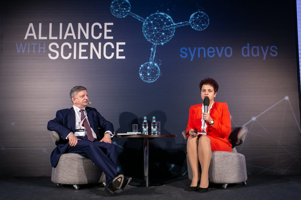 """Zilele medicale Synevo – 2019 <span>""""Alliance with science""""</span> - Synevo"""