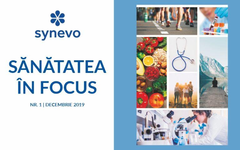 Sănătatea în focus - nr. 1, decembrie 2019 - Synevo
