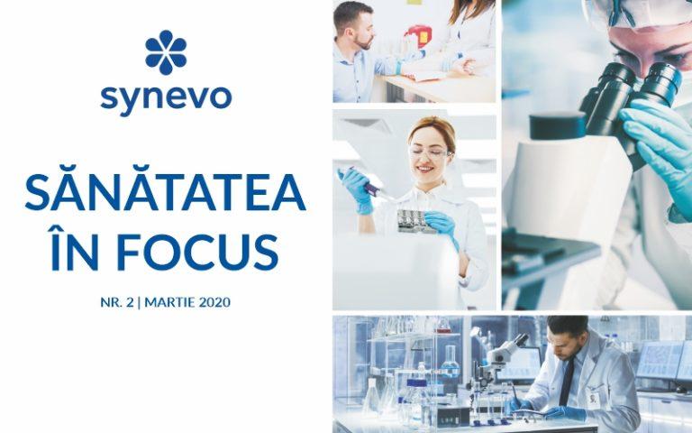 Sănătatea în focus - nr. 2, martie 2020 - Synevo