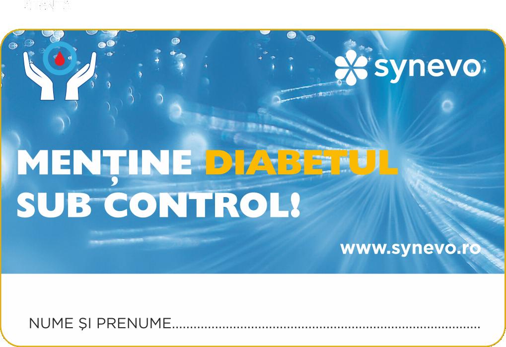 (Campanie încheiată) Monitorizarea diabetului: Menține diabetul sub control - Synevo