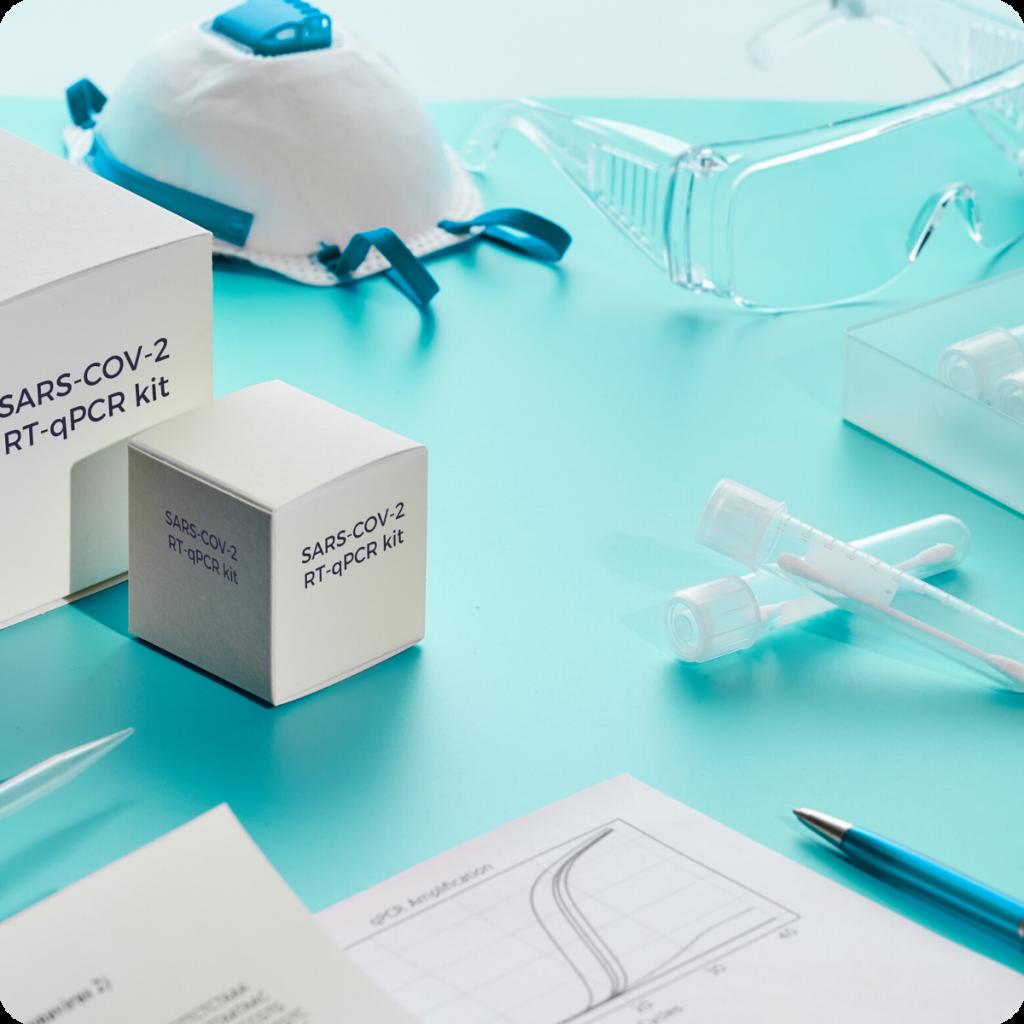 Test covid-19 rt pcr, arn viral sars-cov-2