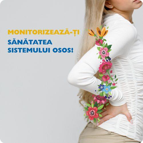 Monitorizarea sănătății sistemului osos și evaluarea tiroidei - Synevo