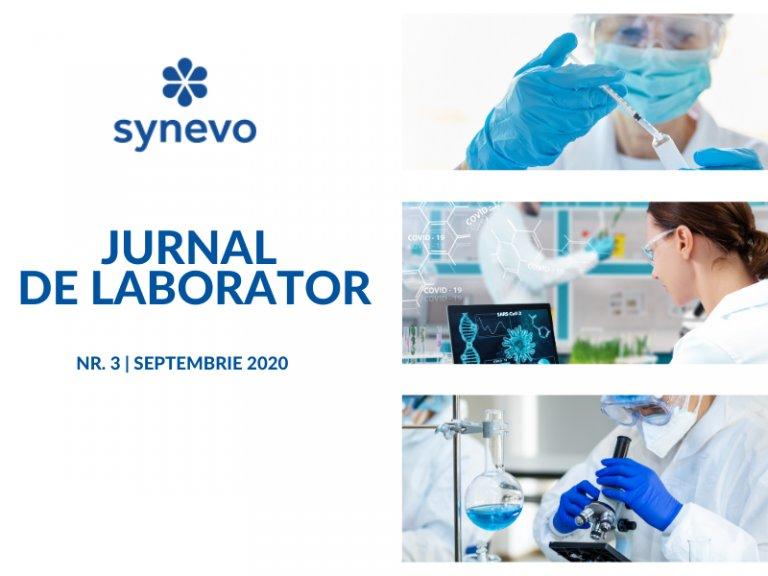 jurnal de laborator nr.3 septembrie 2020 synevo