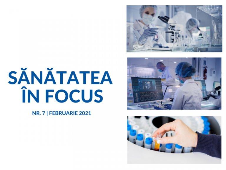 Sănătatea în focus - nr. 7, februarie 2021 - Synevo