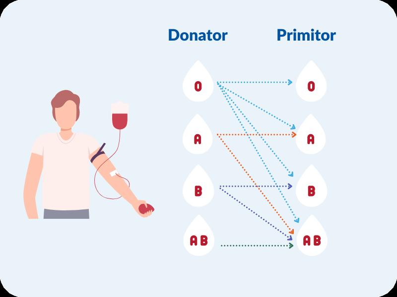 grupe sanguine, grupe sange, rh