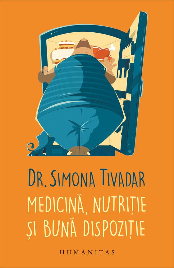 Simona Tivadar: Medicină, nutriție și bună dispoziție