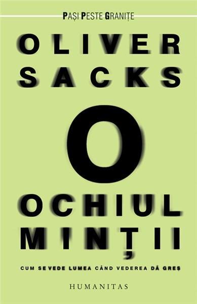ochiul mintii, oliver sacks