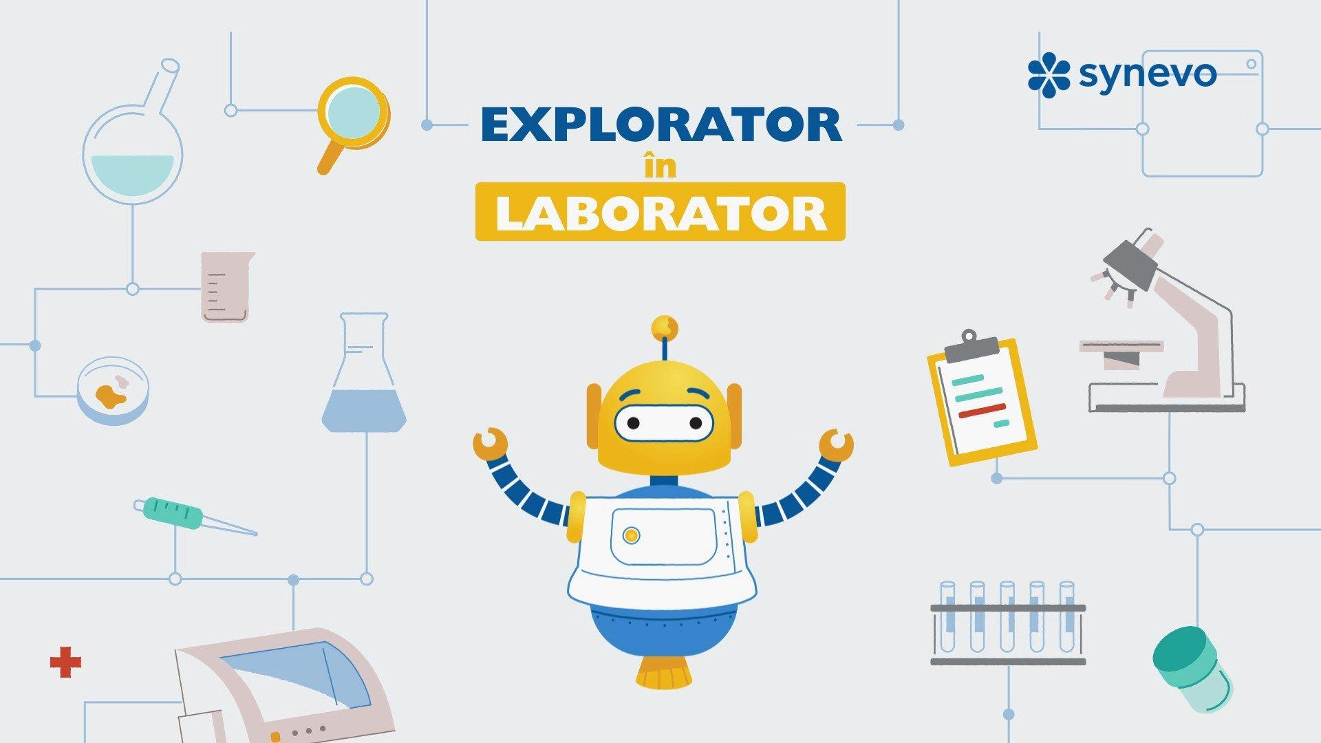 Explorator în laborator